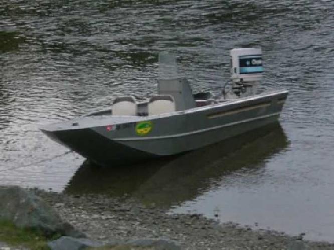 $5,500 Silver Streak 17' (Anchorage)
