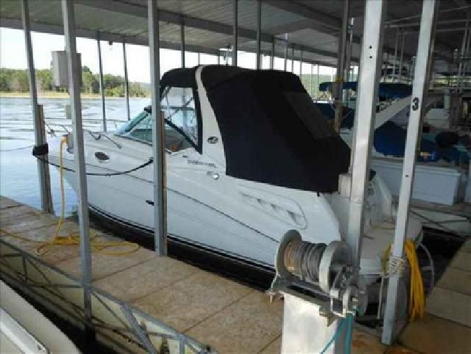 $58,995 2007 Sea Ray 260 SUNDANCER