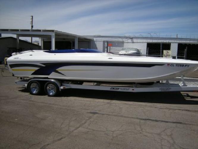 $59,900 2001 Dcb Mach 26