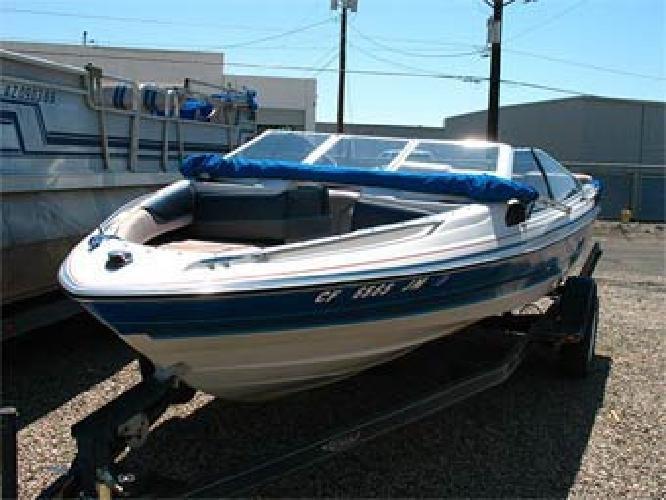 $5,995 1988 19' Bayliner Capri Open Bow