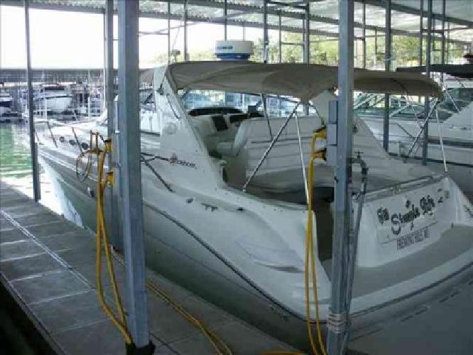 $59,990 1995 Sea Ray 37 SUNDANCER