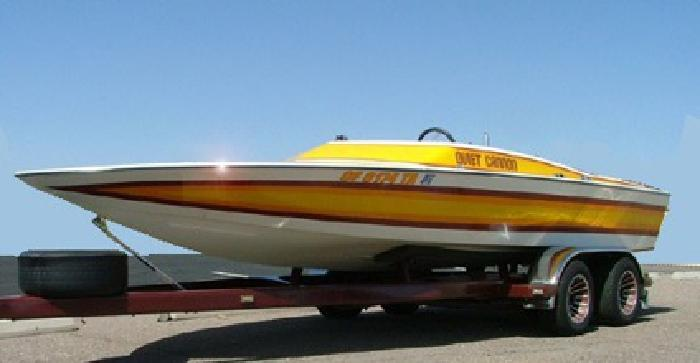 $6,195 1978 Eliminator Jet Boat 19'