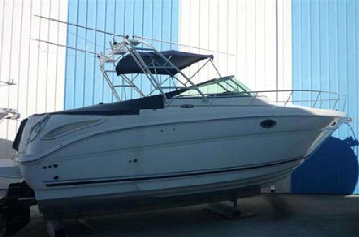 $64,995 2005 Sea Ray 290 AMBERJACK