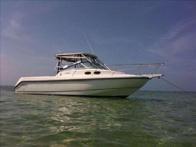 $65,000 1998 Boston Whaler 28 CONQUEST