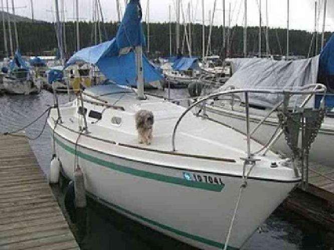 $6,900 1977 O Day 25' Sailboat