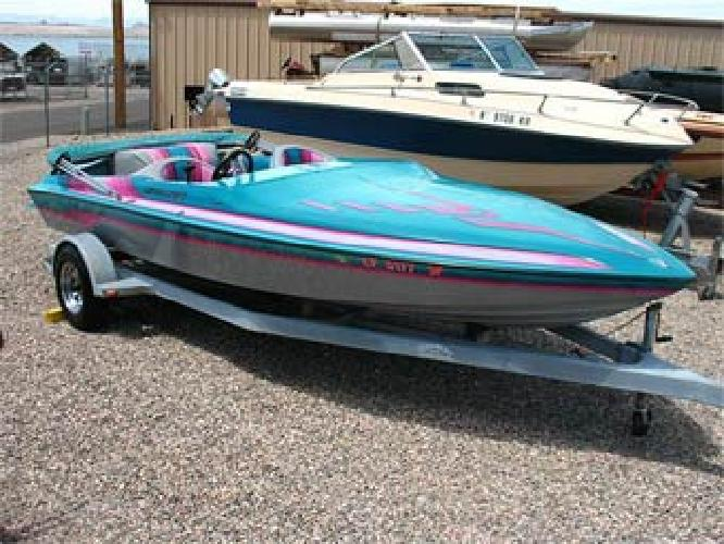 $6,995 1993 18' Laveycraft Closed Bow