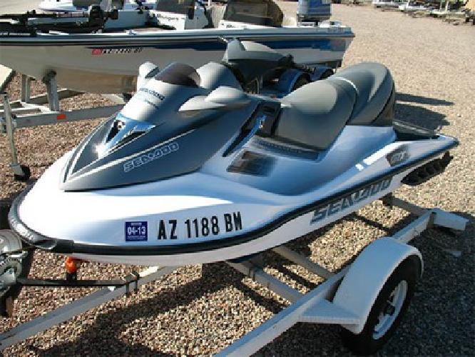 $6,995 2006 11' Sea Doo GTX SC (sd6625u)