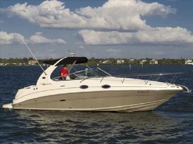 $72,500 2007 Sea Ray 280 SUNDANCER
