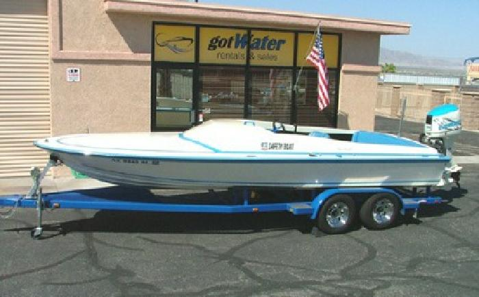 $7,650 1975 Spectra 20 Runabout / Ski Boat