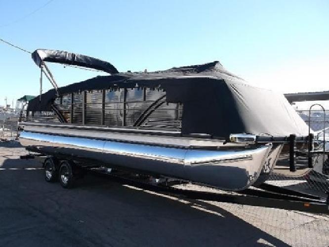$79,900 2013 San Pan 2500 WB Pontoon