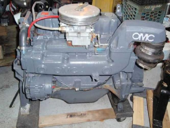 $900 OMC 3.0 motor 140hp