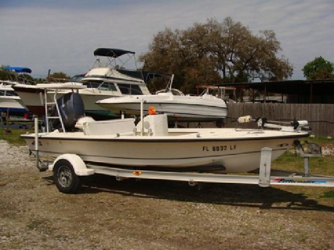 $9,450 19' Eagle Pro 1800 1999