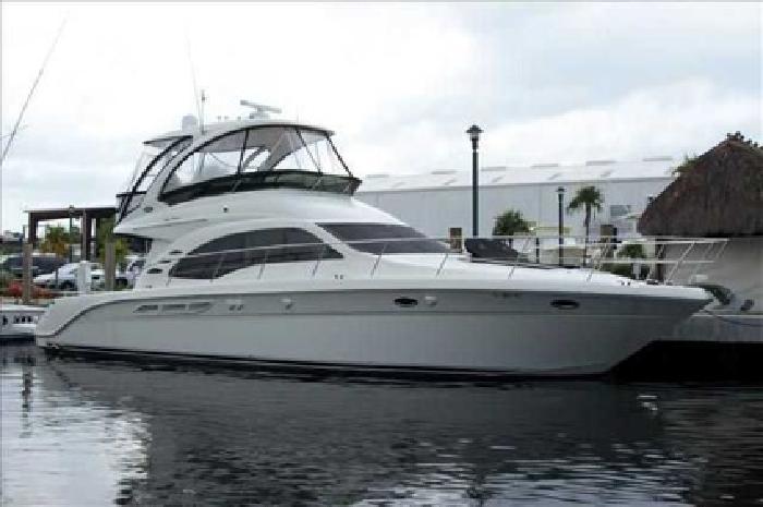 $949,860 2010 Sea Ray 52 SEDAN BRIDGE
