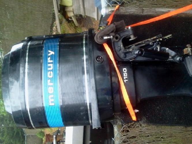 $950 OBO Mercury 115 HP outboard motor