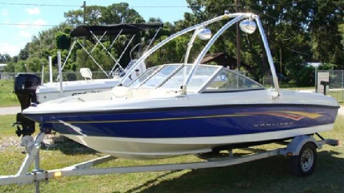 $9,900 17' Bayliner 175 BR 2007