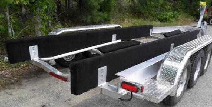 Aluminum I Beam Trailer (Delta Junction)
