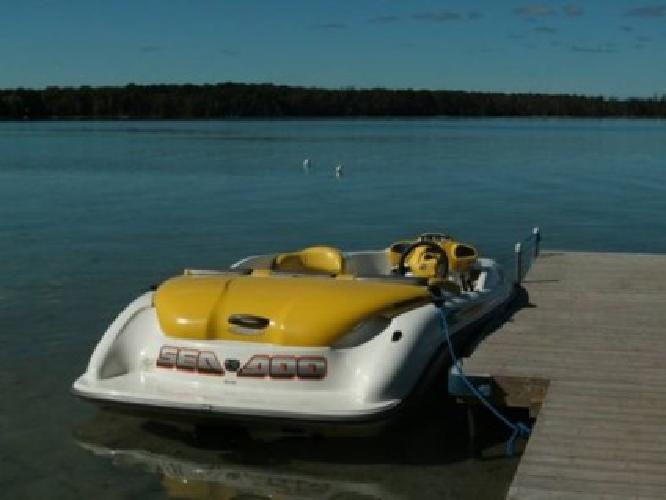 amazing 2003 Sea Doo Sportster