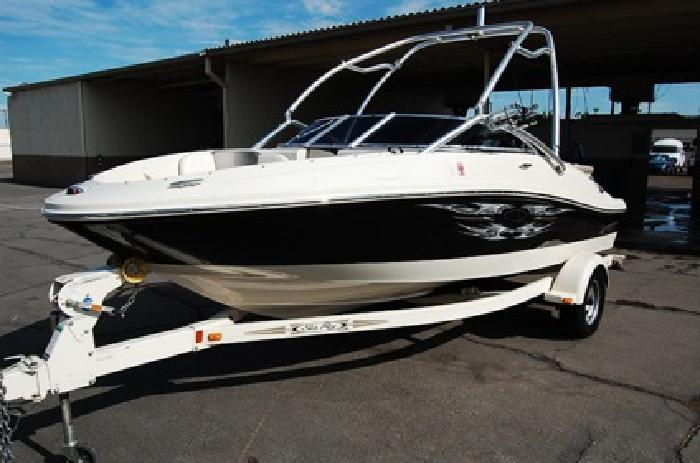 Excellent Condition 2006 Sea Ray 185 Sport Open Bow Boat