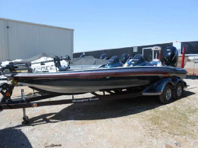 fishing boat 2013 Ranger Z522