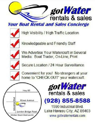 Need to Sell your Watercraft or Vehicle