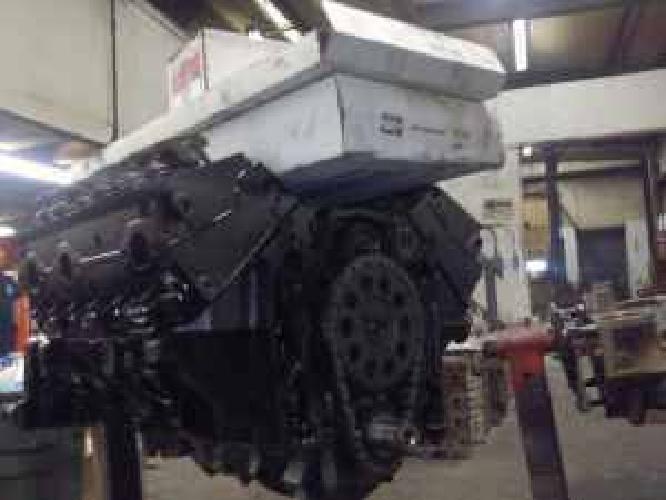reman marine longblock engines