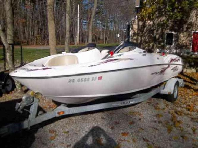 Used 1999 Yamaha LS2000 Jet Boat for sale.