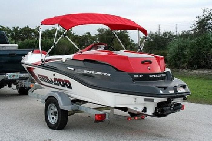 ~~~Very Clean ~~~2007 Sea Doo!~~~Speedster 150 /ONLY 19 Hours