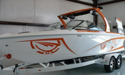 2014 Tige Z3It could only have been imagined and built by Tigé. The Z3 is the fusion of a traditional bow design with the progressive styling, engineering and performance that is a hallmark of every boat we build. This fusion is the reason TransWorld