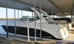 2006 Chaparral 310 Signature Cruiser. I am the original owner (boat new off showroom floor) and the boat has less than 100 hours put on her since 2006. Perfect condition, meticulously maintained. Fresh water lake only boat, NO SALT water ever seen. Boat