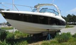 2005 Formula 330SS 250 Pampered HR's, Fresh Water, 496 MAG Engines,A/C,Heat,Windlass,Large C70 Chart ploter , TV,Microwave,Remote 100,000 Spot, Extended Swim Platform,Stainless Steel Offshore Bowrail, Imron Graphics, Up-Graded Sound System W/ IPod