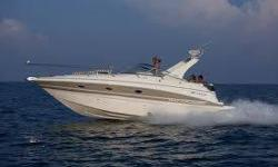 2007 Larson 33 CABRIO His vessel has been Captain maintained with an open checkbook. She is in excellent condition and ready for a new owner.The following is a link to the results of BoatTest.comhttp