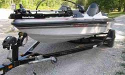 04 Pro Craft 192 Super Pro. 150 merc. Hummingbird 788 di gps. GARMIN ECHO 550c. Both new this year. All new tires including spare. New impeller. Speedometer doesnt work and trim gauge doesnt either. Boat runs well and looks great. Always kept in garage.