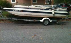 For sale, Hurricane fun deck, 19,8, year 2001 blue and white 90 hp merc ob very good shape used only in fresh water (Lake Quinsigamond) winterized and stored at us marine must see, $10,000 perfect for a lake or bay call al or e-mail (click to respond)