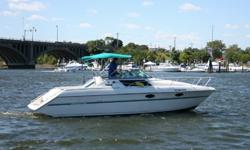 Tiara is boat we all love and name which we all can trust.... This 1988 27' Tiara is a boat priced to sell?This Tiara 279SC has new power... Refit with the Mercruiser 350, the motor has less than 50 hours... This is a turn key and go boat ranging in