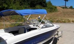 Bay liner 175 - The kids have all grown up and we are ready for a fishing boat.Lightly pre-owned includes