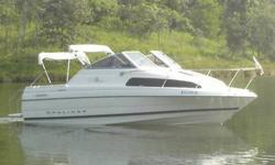 For sale 22' cuddy cabin , 4.3 engine , twin batteries , all coast gaurd equipment included , shore power , porta potty with private room in cabin , sink with fresh water , 12 volt icebox , marine radio , fishfinder, tube and tow rope included, AM FM CD