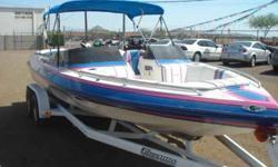 1996 Commander 2100 lx Open Bow Jet Boat For Sale by DV Auto Center - Phoenix, Arizona Exterior Color