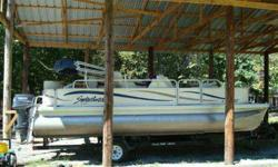 21 ft with trailer, fishing style, 50hp yamaha motor with two years warranty left, also has a trolling engine, very clean. 501-317-5073 Benton Listing originally posted at http