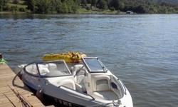 06 Stingray 185 LX in GREAT condition. Garage kept! 3.0 Volvo Penta engine. Lowrance GPS/fish finder. Alpine stereo with amp and Infinity speakers. All in like new condition. Call 276-206-8097. Great boat for the money!!!!!