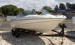 5.0 Mercruiser with Alpha Drive., 2010 painted tandem axle with brakes, very clean boat runs great. Nice upholstry.