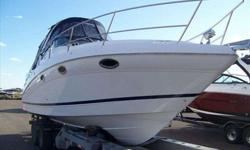 2008 Four Winns 318 VISTA Very clean, freshwater, 318 Vista with twin Volvo 5.0L Stern Drives. Cockpit Cover and Full Camper Canvas. AC / Heat and Generator make for very comfortable accomodations. Call today to view this boat! For more information please