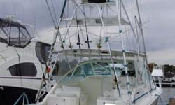 Loaded for the sport fishing enthusiast! Includes marina slip for 2014! Call Sam @ 978-590-2806. www.UnitedYacht/SamanthaGauld.com