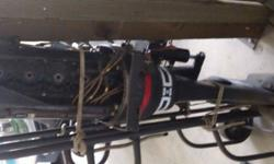 Up for sale is a 115 HP Mercury Long Shaft boat motor. Motor is in good shape but is sold AS IS. The motor is complete and not missing any parts. Motor has been garage kept. If you want any more information email me at (click to respond) or call me at. No