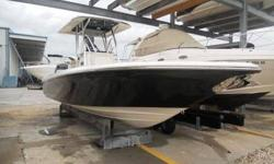 2011 Blackwood 27 CENTER CONSOLE For more information please call