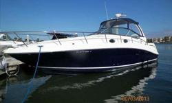 2004 Sea Ray 340 SUNDANCER IMMACULATE CONDITION.. METICULOUSLY MAINTAINED AND VERY WELL APPOINTED 340 SUNDANCER. THE OWNER HAS MAINTAINED THIS BOAT WITH AND OPEN CHECKBOOK AND HAVE ALL RECORDS TO SUPPORT. This New Hull Side was introduced in 2003