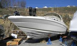 2002 Sea Ray 36 SUNDANCER Deluxe family cruiser with premium amenities combines signature Sea Ray luxury with great styling and no excuses performance. upscale interior with cherry cabinets, Ultraleather seating gets high marks for superior furnishings,