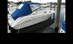 SeaRay 250 Sundancer Very good condition. 297 operating hrs Please ask for further details