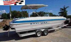 1995 Bayliner 2659 Rendevous For Sale by Heartland Marine Boat Sales - Sunrise Beach, Missouri Exterior Color
