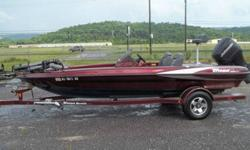 2003 triton tr186 bass boat. 2003 johnson 150 hp. 2003 triton trailer with brakes. just put over $1500 worth of brand new batteries and electronics in it (6/23/2012). includes new hummingbird hd/gps combo. overall good condition.seats and carpet are great