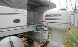 i have a 2006 boat motor and trailer . odyssey has large sundeck , am/fm/cd /i pod , rear ladder , 30 gal fuel tank , bimini top , docking lamps , 90 horsepower johnson . trailer 13,500 or best offer cash call paul 502 592-3018Listing originally posted at
